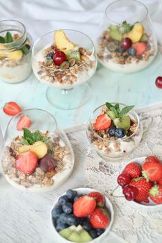 HEALTHIEST EVER GRANOLA RECIPE » whole-foods & oil-free & refined sugar-free {vegan, plant-based, gluten free}