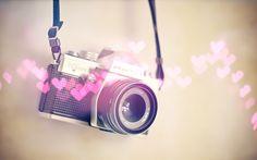 camera praktica hearts macro