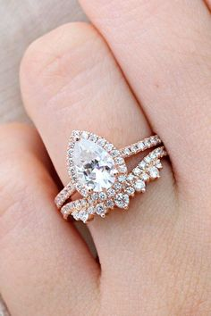 Engagement Rings For Women #diamondengagementring #weddingring