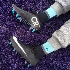 .@reidabney's boots make a statement. #cr7 #soccerdotcom What will yours be? by soccerdotcom