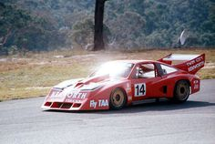 1000km monza 1985 | Bryan Thomson #14 (c/n Purcell-Small)