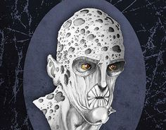 """Check out new work on my @Behance portfolio: """"Moon Man"""" http://on.be.net/1IOzGMp"""