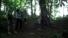 Tree Drama - A Dramatic Activity that that can take place in the forest.