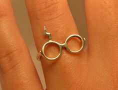 Harry Potter Ring Black Friday Rings Shining Harry by thinkupjewel, $25.00  I NEED THIS!!!!