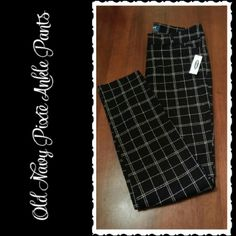 *Sale* Pixie Mid-Rise Ankle Pants Please find description in photo #3 Old Navy Pants Ankle & Cropped
