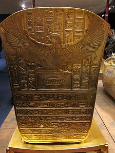 Stele, found in Tombe
