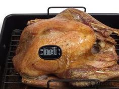 """Turkey Cooking Times - How To Cooking Tips: I'm definitely trying the """"roast it upside down for an hour"""" tip this year!"""