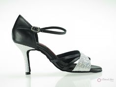 Natural Spin Designer Salsa Shoes/Tango Shoes/Fashion Shoes(Open Toe):  S1167-07