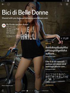 More Bici di Belle Donne: http://flip.it/NL3gt