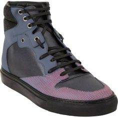 Love the Balenciaga Chameleon High-Top Sneakers on Wantering.
