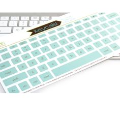 """Love!  Awesome new """"keycals"""" from kidecals.com.  The only bad part is Deciding which color to get..."""