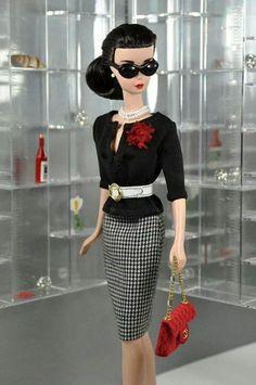 Barbie super fashion