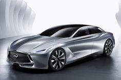 Infiniti Q80 Inspiration #concept #car #infiniti