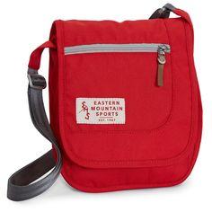 EMS® North End Shoulder BagEMS® North End Shoulder Bag - RIBBONRED
