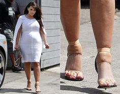 """And her ankles were like, """"All my life I had to fight."""""""