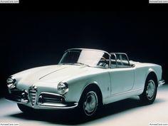 Alfa Romeo Giulietta Spider (1955)