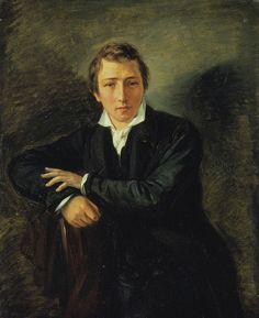 Heinrich Heine, deutscher Dichter