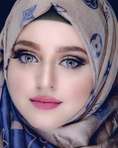 Smile girl pictures and quotes Most Beautiful Eyes, Lovely Eyes, Beautiful Girl Image, Beautiful Hijab, Pretty Eyes, Cool Eyes, Girl Face, Woman Face, Make Up Studio