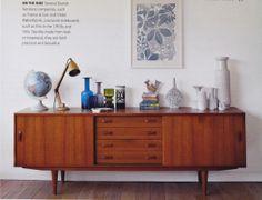 love a vintage sideboard