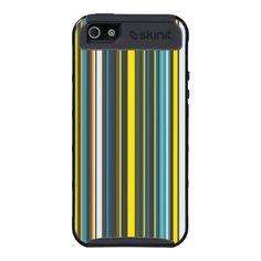 Gamer Stripes iPhone 5 Cases