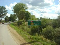 On the way to Augustow