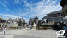 Tour Bà Nà khám phá Fantasy park