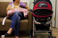 Le lait des femmes actives protégerait le bébé Baby Car Seats, Baby Strollers, Children, Working Woman, Health Challenge, Pregnant Wife, Dance Floors, Women, Bebe