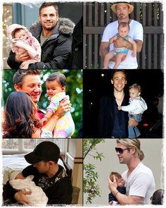 Мстители: отцы и дети