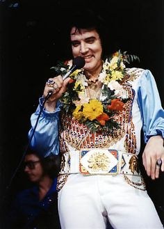 """Elvis Presley - Richmond,VA. June 29, 1976 - Keith Alverson © 