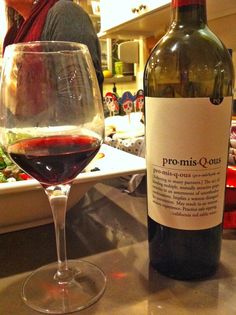Promisquous Red Table Wine