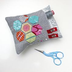 Pincushion using FOR YOU and MODERN BACKGROUND PAPER | Flickr