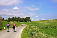 Cycling | Visit Tuscany Hidden Places, Grand Tour, Beach Fun, Alps, Tuscany, Seaside, Countryside, Cycling, The Past