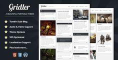 Cool Tumblog WordPress Themes