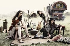 Overland Campaign shot by Tony Drayton Gypsy Life, Gypsy Soul, Brand Campaign, Dieselpunk, Fashion Shoot, Amazing Art, Steampunk, Fashion Photography, The Past