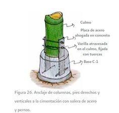 Kết quả hình ảnh cho bamboo concrete columns