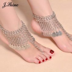 >> Click to Buy << JShine Brand New Arrival Summer Bohemian Style Chain Anklets Silver Color Alloy Design Ankle Bracelet Foot Jewelry Anklet 1 pcs #Affiliate