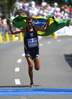 Marilson Gomes dos Santos (Brasília, DF, 6 de agosto de 1977) é um atleta brasileiro de provas de fundo. Tem como destaque três vitórias na tradicional Corrida de São Silvestre e duas na Maratona de Nova York, em 2006 e 2008, sendo o primeiro sul-americano a vencê-la.  Em abril de 2011 conseguiu a melhor marca de sua carreira na maratona (2h06m34s), segunda melhor marca brasileira e sul-americana para a prova, na Maratona de Londres.