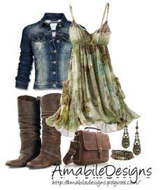 Country dressy