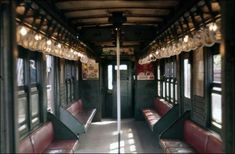 1910 train car interior - Google Search