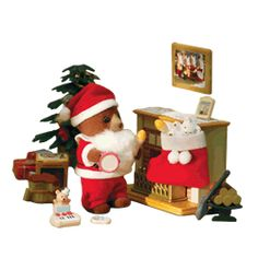 51 Best Calico Critters Images Christmas Ornaments