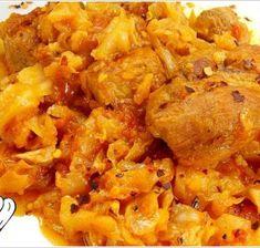 Όλες οι συνταγές Cooking Recipes, Healthy Recipes, Healthy Food, Greek Recipes, Shrimp, Curry, Pork, Pasta, Sweets