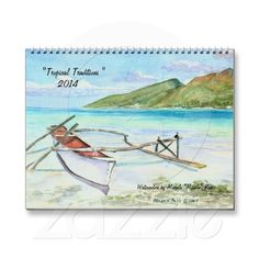 TROPICAL TRADITIONS 2014 Calendar -Michele Ross