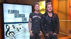 Florida Georgia Line reveal secrets of their backstage 'huddle'