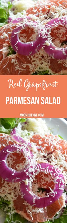 Red Grapefruit Parme