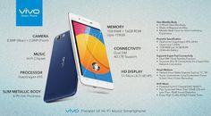 Vivo Specs are reported.Vivo Specs are mid range.Vivo Specs are justified with the price.Vivo Specs available here. Metallic Bodies, Slim Body, Dual Sim, Specs, Budgeting, Smartphone, Samsung, Technology, Gadget