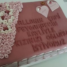Kız isteme pastası