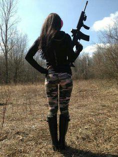 4a244fa82efc5 Camo yoga pants girl with an Haha! I miss my shooting range membership :(  Eldred Jones · Upland Hunt