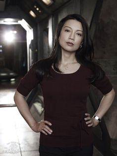"Women Of Stargate: Ming-Na Wen as Camilla Wray in ""Stargate Universe"" Michelle Yeoh, Chun Li, Stargate Universe, Melinda May, Lady In My Life, Ming Na Wen, Strong Female Characters, Strong Character, Agents Of Shield"