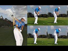 보기만해도 도움되는 다운스윙시 오른 팔꿈치 붙이는 드릴(Right Elbow Drill) - YouTube Golf, Sports, Hs Sports, Sport, Turtleneck