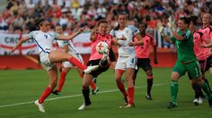 Taylor hat-trick leads England women to thumping win against Scotland #News #composite #England #EnglandWomen #EuropeanChampionship
